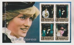 COREE DU NORD, Naissance Du Prince William, Lady Diana - Korea, North