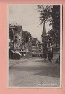 OLD POSTCARD - SWITZERLAND - SCHWEIZ - SUISSE -   ALTSTAETTEN - SG St-Gall