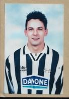 Juventus - Roberto Baggio - Non Viaggiata - Calcio