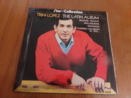 "33 T Trini Lopez "" The Latin Album "" - Other - Spanish Music"