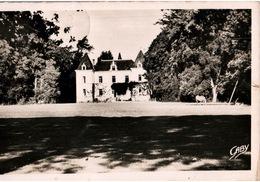 Arradon (Morbihan) - Castel Solaire, Colonie De Vacances D'Aubervilliers - Carte Gaby N° 22 - Arradon