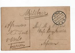 Venlo Langebalk 6 - 1914 - Postal History
