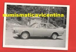 Auto FIAT 124 Coupè Prima Serie  Cars Voitures Automobiles  Fine Anni 60's - Automobiles