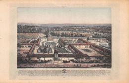Diou (03) - Vue De L'Abbaye De Sept Fons - Francia