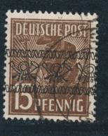 Duitsland/Germany All. Bezetting/ All Occupation Bizone 1948 Mi: 41 I Yt: 26 II (Gebr/used/obl/o)(5153) - American/British Zone