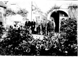 """TRES BELLE PHOTO """"LE REVEIL D'ARC LES GRAY """" PERSONNAGES A VOIR !!!   REF 62571 - Altri Comuni"""