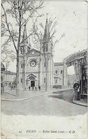 03   Vichy Eglise Saint Louis - Vichy