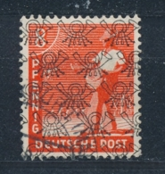 Duitsland/Germany All. Bezetting/ All Occupation Bizone 1948 Mi: 38 II Yt: 23 I (Gebr/used/obl/o)(5160) - American/British Zone