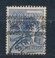 Duitsland/Germany All. Bezetting/ All Occupation Bizone 1948 Mi: 50 I Yt: 35 II (Gebr/used/obl/o)(5162) - American/British Zone