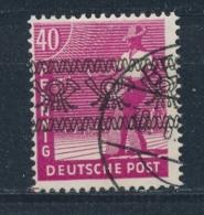 Duitsland/Germany All. Bezetting/ All Occupation Bizone 1948 Mi: 47 I Yt: 32 II (Gebr/used/obl/o)(5164) - American/British Zone