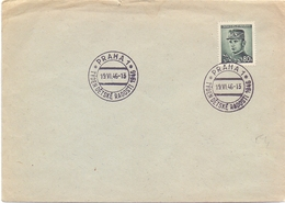 CIECOSLOVACCHIA  SPECIAL SHOULDER 1930 COVER     (FEB200257) - Cecoslovacchia