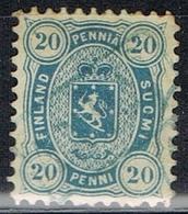 DO 15518 FINLAND GESTEMPELD  YVERT NR 16b  ZIE SCAN - 1856-1917 Administration Russe