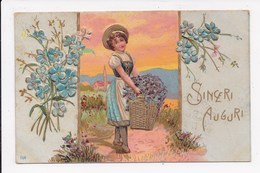 CP GAUFRE Sinceri Auguri - Scenes & Landscapes