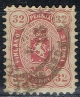 DO 15521 FINLAND GESTEMPELD  YVERT NR 20  ZIE SCAN - 1856-1917 Administration Russe