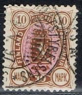 DO 15522 FINLAND GESTEMPELD  YVERT NR 35  ZIE SCAN - 1856-1917 Administration Russe