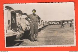 Camions Militare Mercedes Con Meccanico Cpa 1939 - Camion, Tir