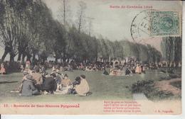 Seria De Cerdaña 1906 - Romeria De San Marcos PUIGCERDA - Gerona