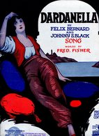 DARDANELLA BY FELIX BERNARD AND JOHNNY S BLACK SONG WORDS BY FRED FISHER PARTITURA - NTVG. - Partituras