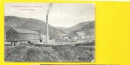 VILLEFRANCHE La Maladrerie Usine D'acide Sulfurique (Balingardes) Aveyron (12) - Villefranche De Rouergue