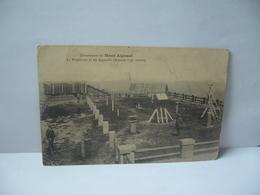 OBSERVATOIRE DU MONT AIGOUAL 30 GARD LA PLATEFORME ET LES APPAREILS CPA 1909 - France