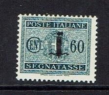 ITALY...Social Republic...1944...postage Due - Ungebraucht