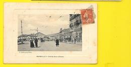 MARSEILLE Rare Entrée Gare D'Arenc (Caillol) Bouches Du Rhône (13) - Stazione, Belle De Mai, Plombières