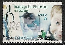 2018-ED. 5197 - Ciencia. Investigación Biomédica En España- USADO - 1931-Hoy: 2ª República - ... Juan Carlos I