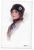 Illustrateur Vivian MANSELL  Carte Patriotique  RUSSIA Russie ...G - Illustrateurs & Photographes
