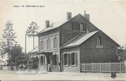 VERVINS La Gare - Vervins