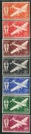 SOMALIS ( AERIEN ) : Y&T  N°  1/7  TIMBRES  NEUFS  SANS  TRACE  DE  CHARNIERE , A  VOIR . - Unused Stamps