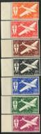 CAMEROUN ( AERIEN ) : Y&T  N°  12/18  TIMBRES  NEUFS  SANS  TRACE  DE  CHARNIERE , A  VOIR . - Aéreo