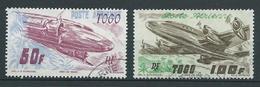 TOGO 1947 . Poste Aérienne N°s 18 Et 19 . Oblitérés . - Used Stamps