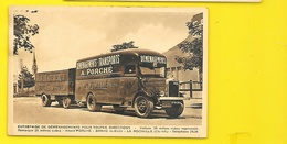 LA ROCHELLE Déméngements PORCHE Camion Unic () Charente Maritime (17) - La Rochelle