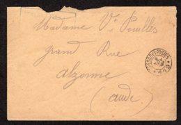 Trésor Et Postes N° 119 Du 9-11-1915 Lot 48 - Guerra Del 1914-18