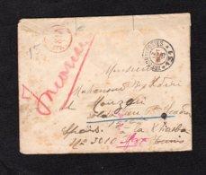 Trésor Et Postes N° 131 Du 12-9-1915 Lot 54 - Guerra Del 1914-18