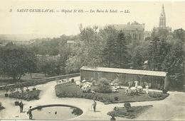 ST-GENIS-LAVAL (Rhone)  - Hôpital N° 63 - Les Bains De Soleil - France