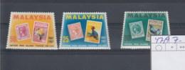Malaysia Michel Cat.No.  Mnh/** 47/49 - Malaysia (1964-...)