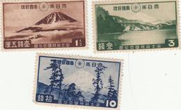 JAPON  Y.T No 223-224-------226 - Japan