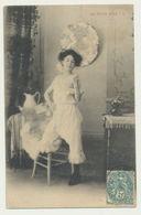 La Petite Bête - Femme.. - Bellezza Femminile Di Una Volta < 1920