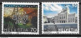 Schweiz Mi. Nr.: 1782 - 83 Ersttagsstempel (szg217) - Usati