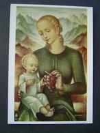 CARTE POSTALE Ancienne Enfant : B. HUMMEL / JOSEF MULLER - MUNCHEN N° 5878 / GERMANY - Vari