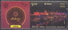 India - My Stamp New Issue 26-10-2019 - Unused Stamps