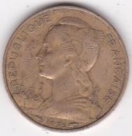 ILE DE LA REUNION. 20 FRANCS 1955 - Réunion