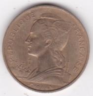 ILE DE LA REUNION. 20 FRANCS 1964 - Réunion