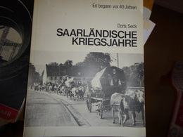 Saarländische Kriegsjahre - 5. Guerres Mondiales