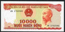 VIETNAM  P115 10.000  DONG  1993  #JD  UNC - Vietnam