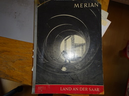 Merian Land An Der Saar - Revues & Journaux