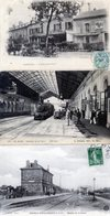 LOT N°19  15 CPA DIVERSES  DE FRANCE - Postkaarten