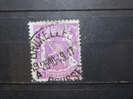 """VEND BEAU TIMBRE DE BELGIQUE N° 422 , OBLITERATION """" BRUXELLES """" !!! - 1935-1949 Small Seal Of The State"""