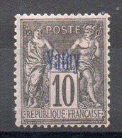 VATHY - YT N° 4 - Neuf * - MH - Cote: 23,00 € - Vathy (1893-1914)